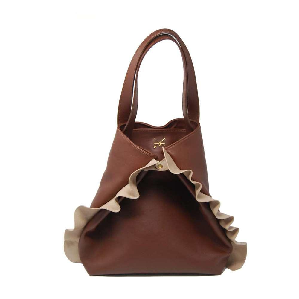 Avril-cioccolato borse trasformabili